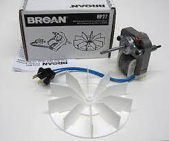 bp27 broan nautilus vent bath fan motor for 99080404 662 668 678