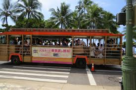 Waikiki Trolley Map World Wide Waftage Wafting Through Our World Wide Travels With