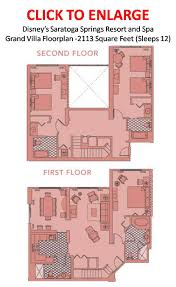 disney floor plans photo saratoga springs disney floor plan images old key west