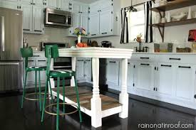 island in the kitchen remodelaholic 1960 s ranch kitchen renovation with custom island