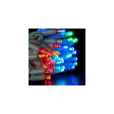 Location Guirlande Lumineuse by Guirlande Lumineuse Led 6m Multicolore Raccordable Professionnelle