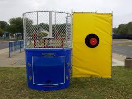 dunking booth rentals dunk tank rentals houston