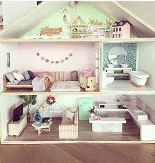 Best 25 Barbie House Tour by Best 25 Dollhouse Design Ideas On Pinterest Dolls And