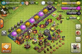 hacked apk clash of clans hacked apk work 100 cracked apk mod