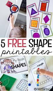 best 25 preschool shape activities ideas on pinterest preschool