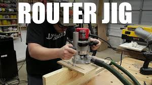 universal router edge guide and mortise jig jays custom creations