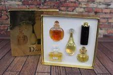 dior voyage les parfums mini bottle set perfume travel collection dior