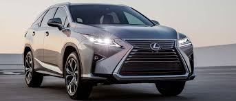 gray lexus lexus rx l latest luxury suv information from sheehy lexus of