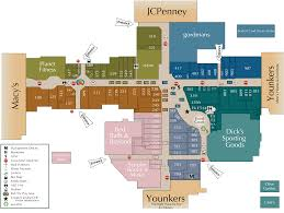 Florida Mall Floor Plan Mall Directory Meridian Mall