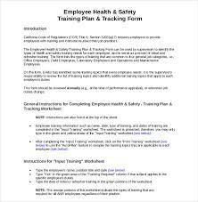 10 employee tracking templates u2013 free sample example format