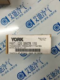 york chiller pressure transducer 025 28678 115