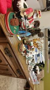 christmas is here assorted christmas decorations at very