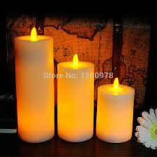 1x electric candle birthday present gift home bedroom wedding