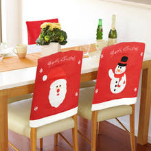 christmas chair covers popular santa chair covers buy cheap santa chair covers lots from