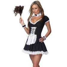 French Maid Halloween Costumes French Maid Costumes Listly List