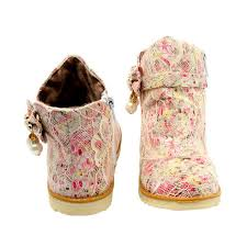 buy boots cheap india buy pink wear boots shoes with bow for best