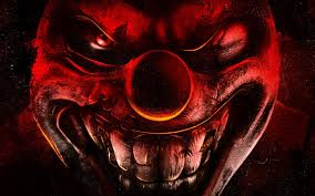 halloween background skulls evil clown nightmare the evil clown full hd wallpapers 1080p