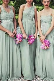 green bridesmaid dresses dusty green bridesmaid dress on luulla
