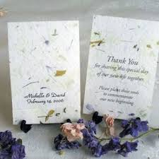 wedding seed favors seeds for wedding favors plant a memory favors gifts