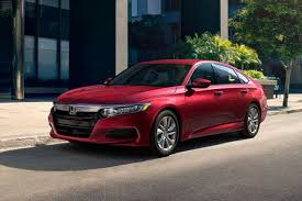 2018 honda accord models prices mileage specs features