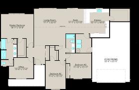 garage office plans lexar homes custom energy efficient home builder 2257