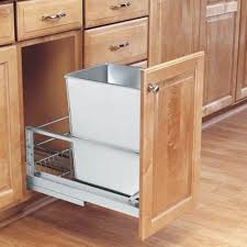 kitchen cabinet trash pull out 25 best trash can pull out images on pinterest kitchen storage