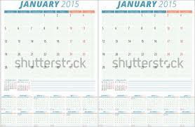 sample calendar template weekly calendar template sample download