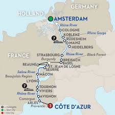 Oregon Wine Country Map by Europe Wine River Cruises Avalon Waterways