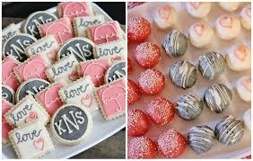 kitchen tea food ideas dainty pink bridal shower decorations diy wedding invitation sle