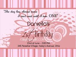 words for birthday invitation birthday invitation wording easyday