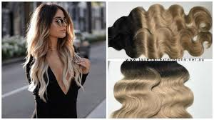 balayage hair extensions wavy ombre balayage luxury russian hair extensions
