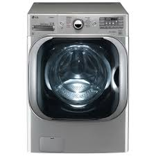lg wm8100hva 5 2 cu ft mega capacity front load washer w steam
