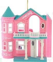 barbie dreamhouse hallmark ornament barbie dream house 1998 dis6 ebay