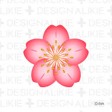 top 81 sakura flower clip art best clipart blog