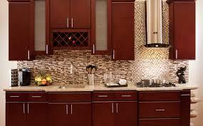 exellent modern cherry kitchen cabinets wood full version to