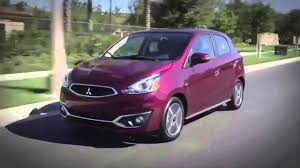 mitsubishi purple 2017 mitsubishi mirage exterior interior and walkaround youtube