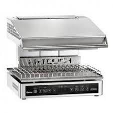 cuisine salamandre salamandre électrique hi light lift premium matériel de cuisson