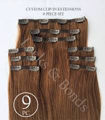 clip in hair the best custom made clip in human hair extensions 12 36 inches
