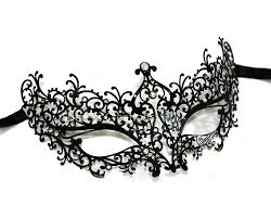 masquarade mask luxury metal laser cut women s masquerade mask