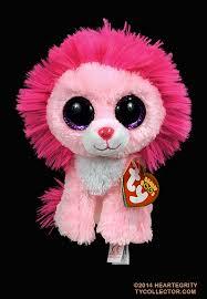 fluffy lion ty beanie boos ty beanie boos ty
