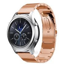 solid stainless steel bracelet images Luxury solid stainless steel watch band for samsung gear s3 jpg