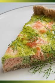 rever de cuisiner tarte saumon et fanes de radis une magnifique tarte qui fait