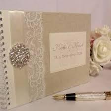 vintage wedding guest book vintage lace wedding guest book album wedding planning