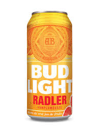 how much alcohol does bud light have bud light radler lcbo