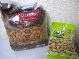 ingredients in japan nuts my kitchen in japan