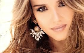 alba earrings wallpaper brown look brown hair alba