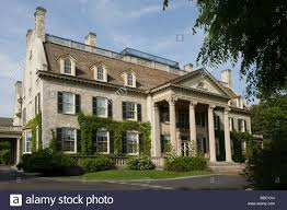 george eastman house rochester new york monroe county stock photo