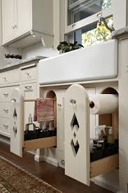Creative Kitchen Storage Ideas Kitchen Towel Storage Vlaw Us