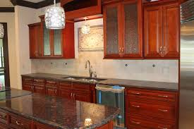 Tumbled Marble Kitchen Backsplash Our Work Stone Saver