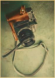 online shop nostalgic poster vintage retro camera retro posters
